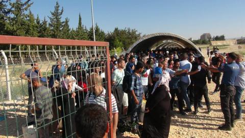 27 bini aşkın Suriyeli bayram için ülkesine gitti