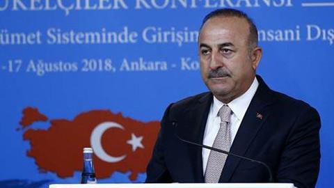 Çavuşoğlu: Hollanda büyükelçilerimizi en kısa sürede atamaya karar verdik