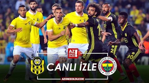 CANLI İZLE - Malatyaspor Fenerbahçe canlı izle - Malatyaspor Fenerbahçe şifresiz canlı izle