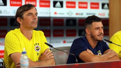Cocu, Giuliano'nun transferini açıkladı
