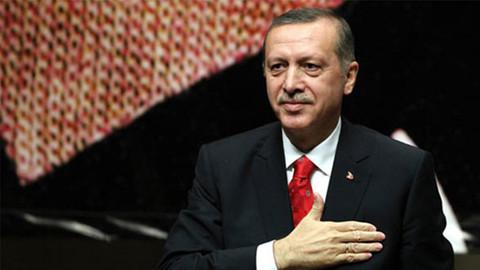 Cumhurbaşkanı Erdoğan 3 lider ile bayramlaştı