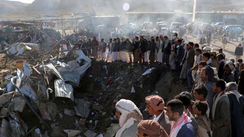 BM'den Yemen kararı: Suudi Arabistan savaş suçu işliyor