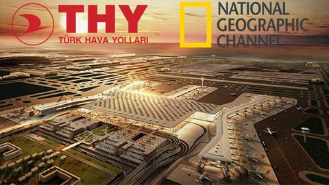 Üçüncü havalimanı belgesel olacak
