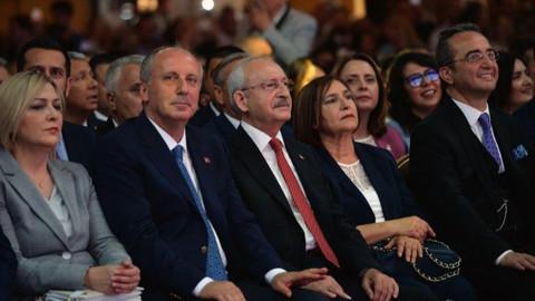 Kemal Kılıçdaroğlu: Küskün seçmen AK Parti'ye oy versin