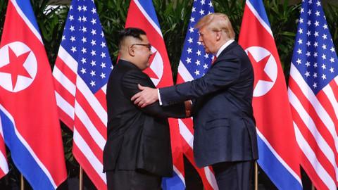 "Trump, Kim'e ""Kore savaşını bitirme"" sözü vermiş"