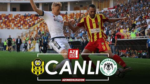 CANLI İZLE - Malatyaspor Konyaspor canlı izle - Malatyaspor Konyaspor şifresiz canlı izle