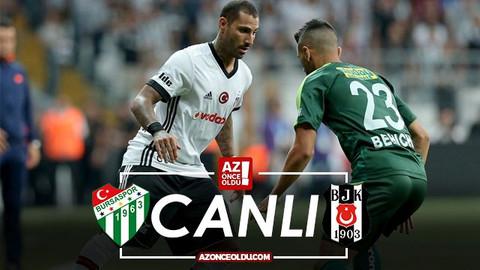 CANLI İZLE - Bursaspor Beşiktaş canlı izle - Bursaspor Beşiktaş şifresiz canlı izle