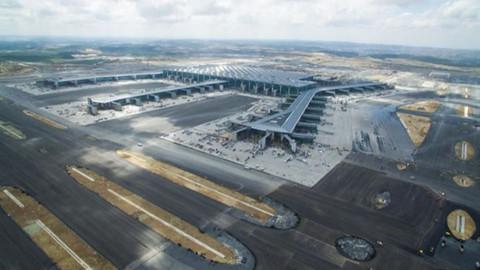 Yeni Havalimanı'nın toplu taşıma ihalesi sonuçlandı