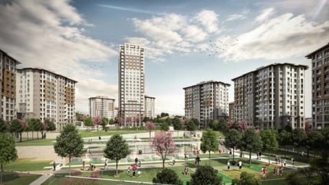 Emlak Konut projelerinde 1 haftada 1500 ev satıldı