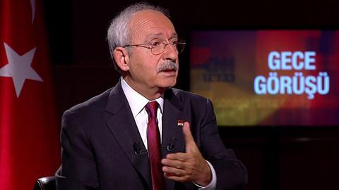 Kemal Kılıçdaroğlu'ndan İdlib ve Esad açıklaması