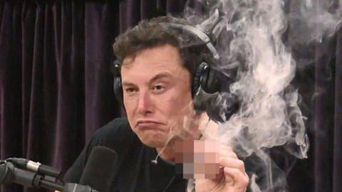 Balıkesir'den Elon Musk'a uyuşturucu tepkisi!