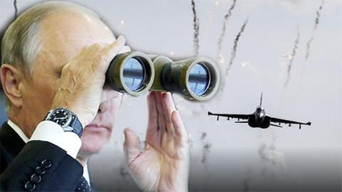 Rus ordusunun büyük tatbikatı başladı