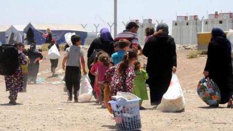 BM'den Suriye'deki göç açıklaması