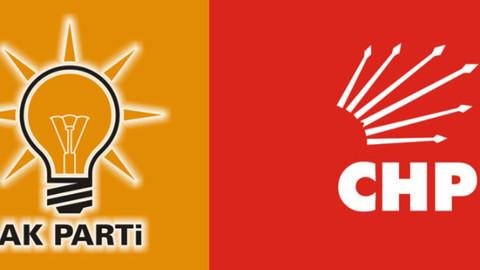 İstanbul'da AK Parti ve CHP düellosu