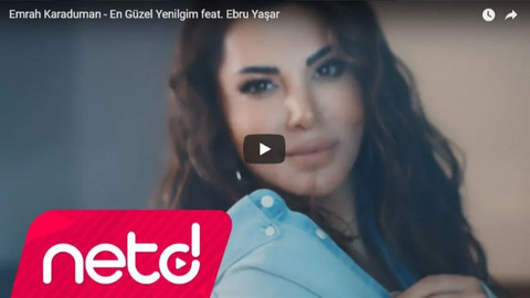 Emrah Karaduman - Ebru Yaşar En Güzel Yenilgim dinle, indir, sözleri