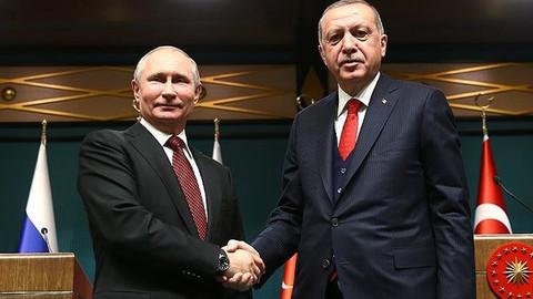 Cumhurbaşkanı Erdoğan'dan, kritik Rusya ziyareti