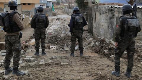 Şırnak'ta yola tuzaklanan patlayıcı imha edildi