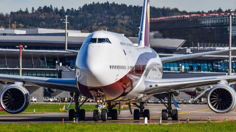 Katar Emiri'nin hediye ettiği VIP Jumbo Jet'in(VIP Boeing 747-8) özellikleri neler?