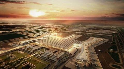 Ulaştırma ve Altyapı Bakanlığı 3. Havalimanı için tarih verdi