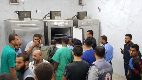 İsrail'den Gazze'ye saldırı: 2 Filistinli öldü