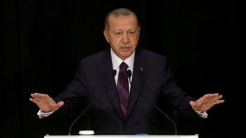 Katar'dan Türkçe Erdoğan tweeti