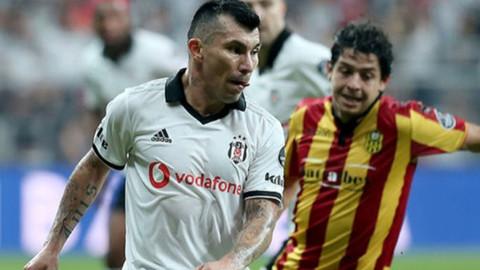 Beşiktaş'tan TFF'ye Medel başvurusu