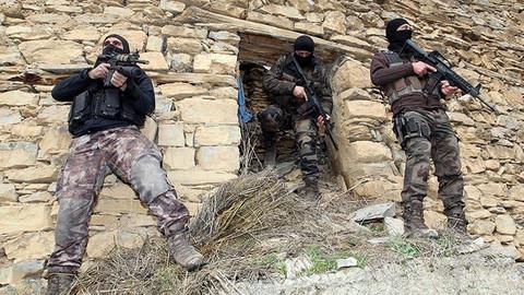 Az Önce! İçişleri Bakanlığı: Ağrı'da 6 terörist etkisiz hale getirildi