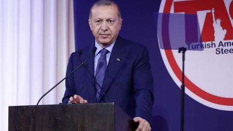 Erdoğan'dan Fırat'ın doğusu mesajı