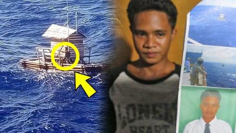 Balıkçı kulübesiyle okyanusta 49 gün boyunca sürüklendi