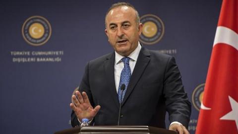Bakan Çavuşoğlu: Akdeniz çaresiz insanların mezarı haline geldi