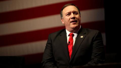 Az Önce! ABD Dışişleri Bakanı Pompeo'dan Türkiye ve Rahip Brunson açıklaması