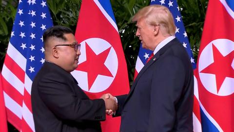 ABD Başkanı Trump'la, Kim yeniden bir araya gelecek iddiası