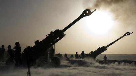 İran ordusu Kuzey Irak'ı vurdu