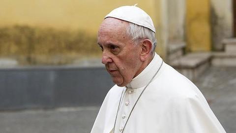 Papa'dan 'Cinsel İstismar' açıklaması