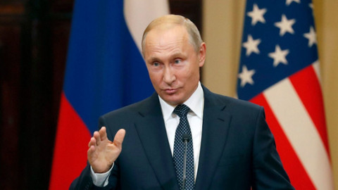 Rusya Devlet Başkanı Putin'den dolar açıklaması