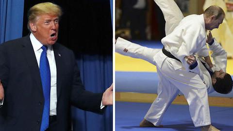 Donald Trump, Putin'i duelloya davet etti