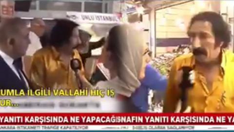 Halk TV'ye ayrı A Haber'e ayrı konuştu