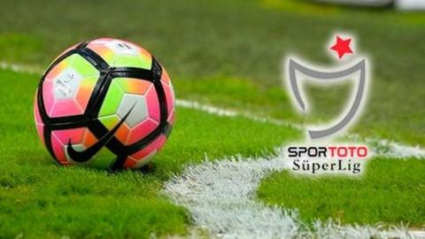 Süper Lig'de puan durumu!