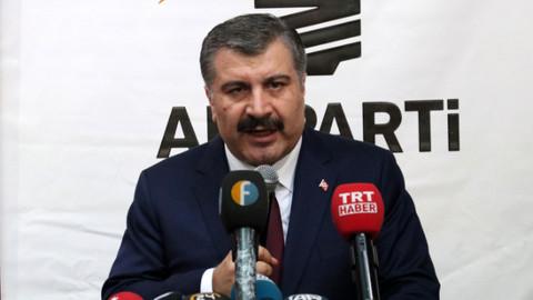 Sağlık Bakanı Koca 'Kur artışıyla sağlık harcamalarında kısıntıya gidildi' iddialarına yanıt verdi