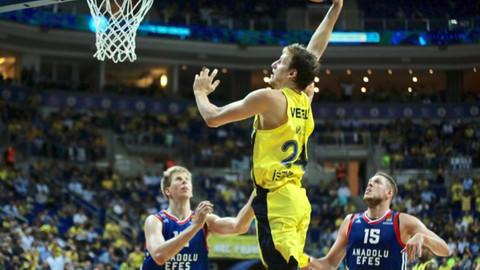 EuroLeague'de perde açılıyor