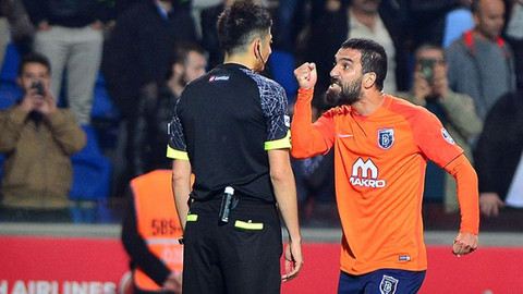 Medipol Başakşehir'den Arda Turan'a rekor para cezası