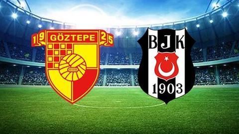 Beşiktaş penaltı kaçırdı Göztepe evinde rahat kazandı