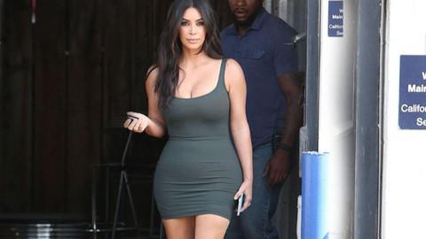Kim Kardashian: Bir daha hiç sevişemeyeceğimi düşündüm