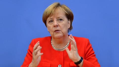Almanya Suudi Arabistan'a silah satacak mı? Merkel açıkladı