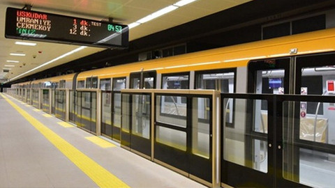 Metronun ikinci etabı bugün açılıyor