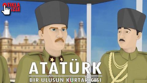Atatürk çizgi filmi için sponsor aranıyor