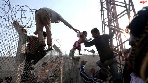 Türkiye'ye yasa dışı yollarla geçmeye çalış 6 göçmen boğuldu