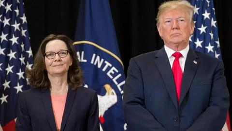 CIA Başkanı Haspel, Trump'la görüşecek