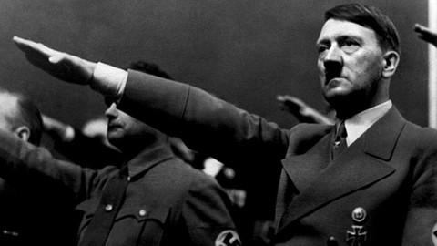 Nazi liderinden 'Sosyalizmin kurucusu' diye bahsedildi