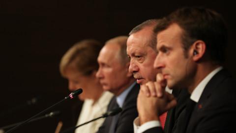 İstanbul'daki dörtlü zirve sona erdi!